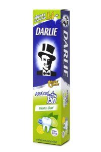 Зубная паста Darlie Мята и лайм (40 г).