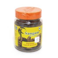 Кардамон черный цельный Sangam Herbals (50 г).
