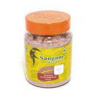Черная гималайская соль Sangam Herbals (120 г).