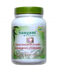 Джатаманси чурна (Jatamansi churnam) 100 г.