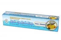 Аюрведическая зубная паста Day 2 Day Care Соль-Лимон (100 г).