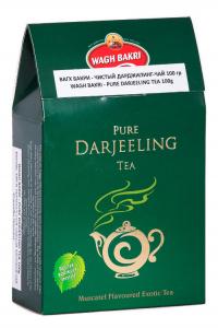 Чай Вагх Бакри — Дарджилинг (Wagh Bakri — Pure Darjeeling Tea) 100 г.