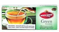 Чай зеленый Вагх Бакри (Wagh Bakri — Green Tea Bags) 50 г (25 пакетиков).