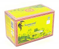 Чай травяной Бодрость Sangam Herbals (20 пакетиков).