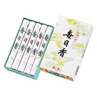 Благовоние Mainichikoh Viva (сандал, сосна), 450 палочек по 13,5 см.