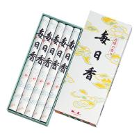 Благовоние Mainichikoh Viva Long stick (сандал, сосна), 250 палочек по 22 см.