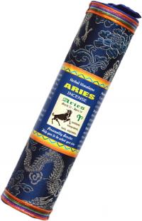 Благовоние Aries Zodiac Incense (Овен), 37 палочек по 17,5 см.