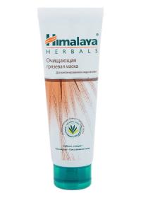Очищающая грязевая маска Himalaya Herbals (75 мл).