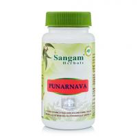 Пунарнава Sangam Herbals (60 таблеток).