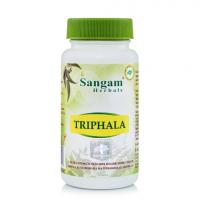 Трифала Sangam Herbals (60 таблеток).