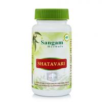Шатавари Sangam Herbals (60 таблеток).