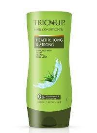 Кондиционер для длинных, здоровых и прочных волос Trichup Long and Strong (200 мл).