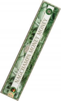 Благовоние Nagchampa Money Money, 12 палочек по 20 см.
