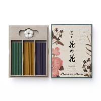 Благовоние Hana-no-Hana Assortment (лилия, роза, фиалка), набор из 30 палочек.