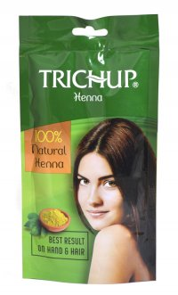 Хна для волос Trichup 100% Natural Henna.