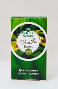Эфирное масло Vanilla (Ваниль) (5 мл).