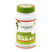 Диаб-Ет Sangam Herbals (60 таблеток).