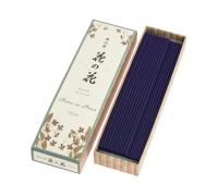 Благовоние Hana-no-Hana Violet (фиалка), 40 палочек по 13,7 см.