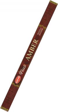 Благовоние Flora Amber (Флора-Амбер), 8 палочек по 20 см.