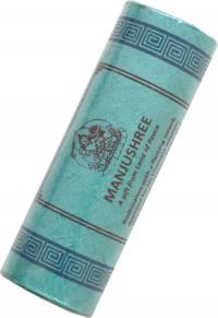 Благовоние Manjushree Incense (малое), 30 палочек по 11 см.