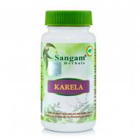 Карела Sangam Herbals (60 таблеток).