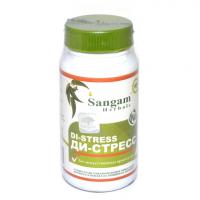 Ди-Стресс Sangam Herbals (60 таблеток).