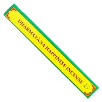 Купить Dharmayana Happiness — сорт B, 33 палочки по 22 см в интернет-магазине Ариаварта