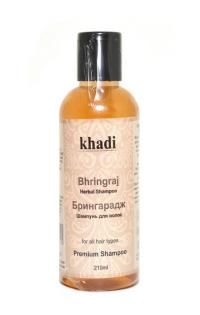 Шампунь для волос Khadi Брингарадж, 210 мл.