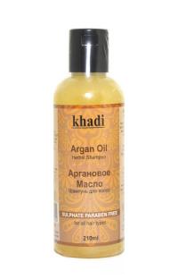 Шампунь для волос Khadi Аргановое масло, 210 мл.