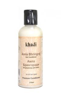 Кондиционер для волос Khadi Амла Брингарадж, 210 мл.