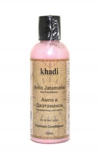 Кондиционер для волос Khadi Амла и Джатаманси, 210 мл.