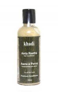 Кондиционер для волос Khadi Амла и Ритха, 210 мл.