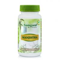 Манжиста Sangam Herbals (60 таблеток).