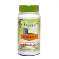 Шаллаки Sangam Herbals (60 таблеток).
