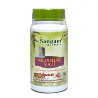 Медохар Вати Sangam Herbals (60 таблеток).