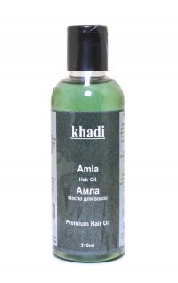 Масло для волос Khadi Амла, 210 мл.