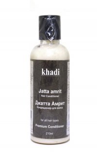 Кондиционер для волос Khadi Джатта Амрит, 210 мл.