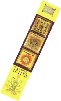 Благовоние Tattva, 15 палочек по 21 см.