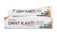 Зубная паста Patanjali Dant Kanti Natural Toothpaste (100 г).