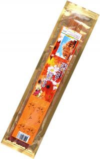 Благовоние Yogi Flora (Йоги Флора), 14 палочек по 23 см.