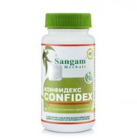 Таблетки Конфиденс Sangam Herbals (60 таблеток).