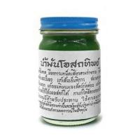 Бальзам зеленый массажный Korn Herb, 60 г.