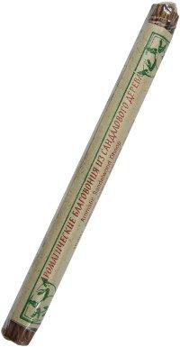Купить Ароматические благовония из сандалового дерева, 19 палочек по 19 см в интернет-магазине Ариаварта