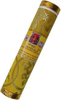 Благовоние Zambala (Дзамбала), 21 палочка по 20 см.