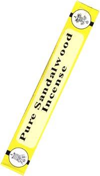 Купить Благовоние Pure Sandalwood Incense, 25 палочек по 17 см в интернет-магазине Ариаварта