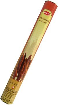 Благовоние Cinnamon (Корица), 20 палочек по 24 см.