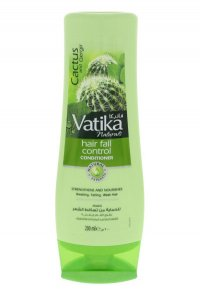 Купить Кондиционер для волос Dabur Vatika Naturals Hair Fall Control (контроль выпадения волос) (200 мл) в интернет-магазине Ариаварта