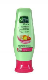 Кондиционер для волос Dabur Vatika Naturals Repair and Restore (восстановление) (200 мл).