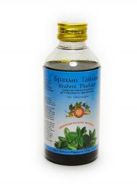 Купить Массажное масло Брахми Тайлам (Brahmi Thailam) в интернет-магазине Ариаварта