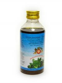 Массажное масло Махамаша Тайлам (Mahamasha Thailam).